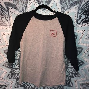 Active Ride Shop Baseball Tee